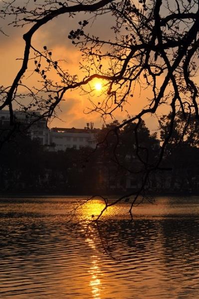 Mê hoặc chiều dát vàng Hồ Gươm - 4