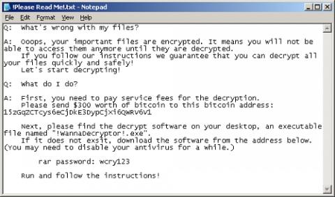 Toàn cảnh về vụ mã độc WannaCry - 2