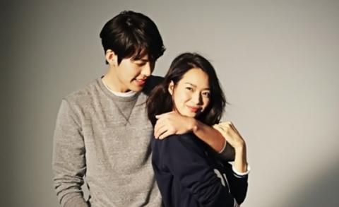 Nam diễn viên hiện đang hẹn hò hạnh phúc cùng Shin Min Ah.