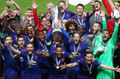 Không phải Real hay Barca, Man Utd mới là CLB có giá trị lớn nhất thế giới - Ảnh 1.