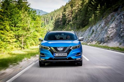 Chi tiết SUV cỡ nhỏ Nissan Qashqai 2018 với hệ thống lái bán tự động mới - Ảnh 2.