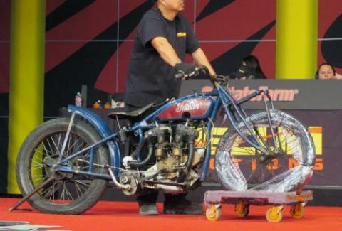Top 10 môtô cổ đắt đỏ nhất hành tinh - 5