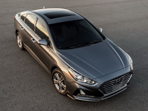 Hyundai Sonata 2018 có giá chỉ từ 500 triệu đồng - 1