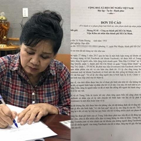 Luật sư Nguyễn Văn Quynh: Nếu xét theo đơn của nghệ sĩ Xuân Hương, Trang Trần có thể bị xử phạt 3 năm tù vì làm nhục người khác - Ảnh 1.