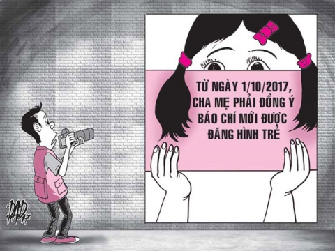tu ngay 1/10/2017: bo me dong y, bao chi moi duoc dang anh tre em - 1