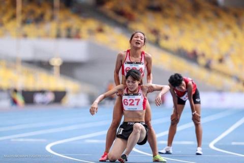 Những cô gái vàng làng thể thao: Trong vinh quang tự hào là tủi thân nước mắt - Ảnh 8.