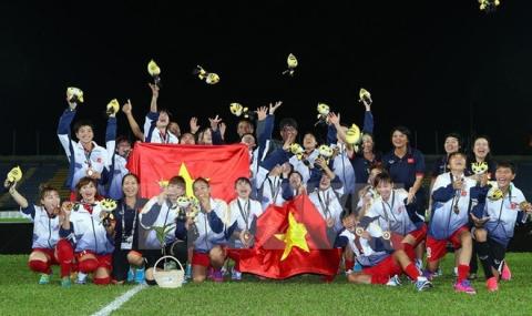 Những cô gái vàng làng thể thao: Trong vinh quang tự hào là tủi thân nước mắt - Ảnh 4.
