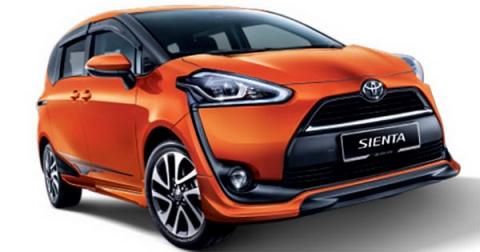 Bản độ thể thao đẹp mắt của Toyota Sienta giá 495 triệu đồng - 1