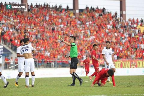 HLV Mai Đức Chung có đáng nhận những lời cay nghiệt sau chiến thắng trước Campuchia? - Ảnh 1.