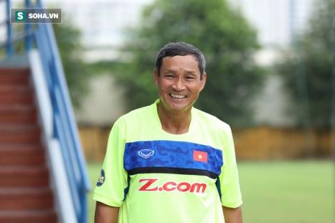 HLV Mai Đức Chung có đáng nhận những lời cay nghiệt sau chiến thắng trước Campuchia? - Ảnh 3.