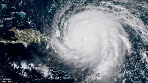 Khu vực Caribbe hoang tàn khi bão Irma đổ bộ, nhiều hòn đảo gần như bị phá hủy hoàn toàn - Ảnh 3.