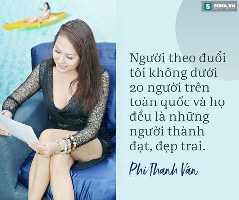 Phát ngôn mạnh miệng về tình, tiền gây xôn xao của Phi Thanh Vân sau khi ly hôn lần 2 - Ảnh 6.