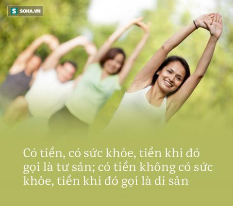 Bí quyết 3 chữ, bất cứ ai cũng có thể làm được để khỏe mạnh cả về thể chất lẫn tinh thần! - Ảnh 4.