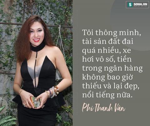Phát ngôn mạnh miệng về tình, tiền gây xôn xao của Phi Thanh Vân sau khi ly hôn lần 2 - Ảnh 5.