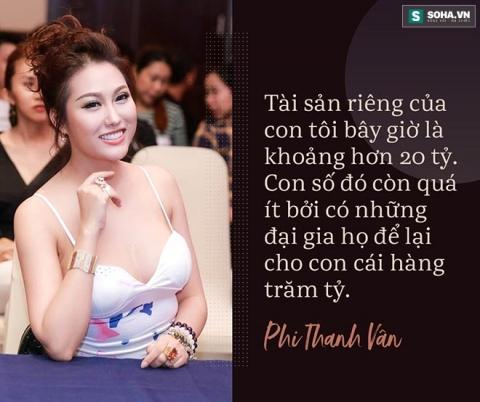 Phát ngôn mạnh miệng về tình, tiền gây xôn xao của Phi Thanh Vân sau khi ly hôn lần 2 - Ảnh 1.
