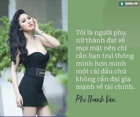 Phát ngôn mạnh miệng về tình, tiền gây xôn xao của Phi Thanh Vân sau khi ly hôn lần 2 - Ảnh 8.