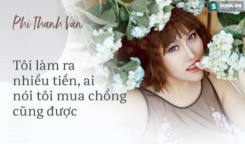 Phát ngôn mạnh miệng về tình, tiền gây xôn xao của Phi Thanh Vân sau khi ly hôn lần 2 - Ảnh 2.
