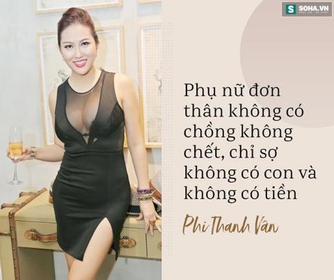 Phát ngôn mạnh miệng về tình, tiền gây xôn xao của Phi Thanh Vân sau khi ly hôn lần 2 - Ảnh 9.