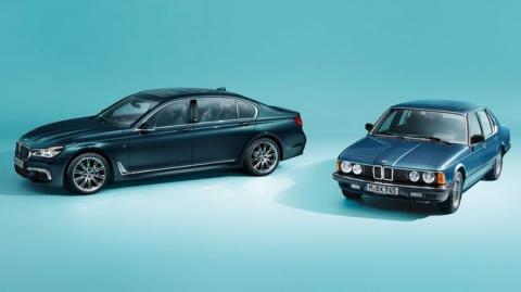 BMW 7-Series Edition 40 Jahre: bản đặc biệt cực hiếm - 5