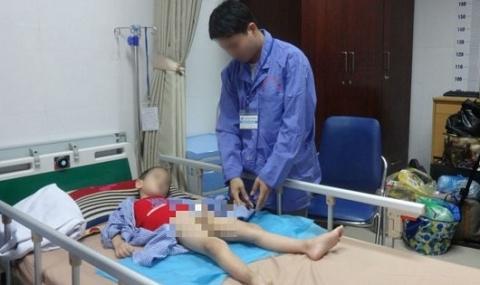 Trẻ bị sủi mào gà bị tổn thất cả về mặt sức khỏe lẫn tinh thần.