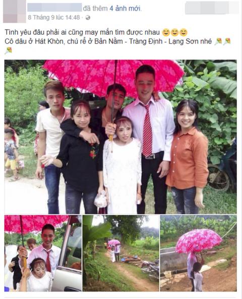 Bị gia đình ngăn cản vì cô dâu thấp còi suy dinh dưỡng, chú rể Lạng Sơn vẫn quyết về chung 1 nhà - Ảnh 1.