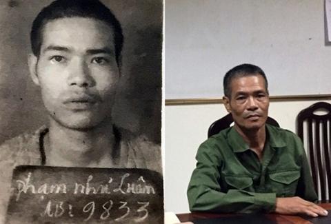"""Tên cướp khét tiếng Luân """"cô ve"""" bị bắt sau 28 năm lẩn trốn - Ảnh 1."""