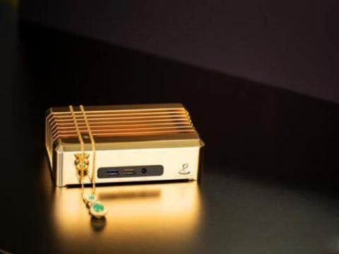 Đẳng cấp đại gia Dubai: Máy tính siêu nhỏ nhưng siêu đắt, giá lên tới 22,6 tỷ đồng - 1
