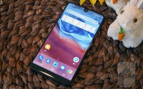 Những smartphone có màn hình thiết kế đẹp nhất 2017 - 2