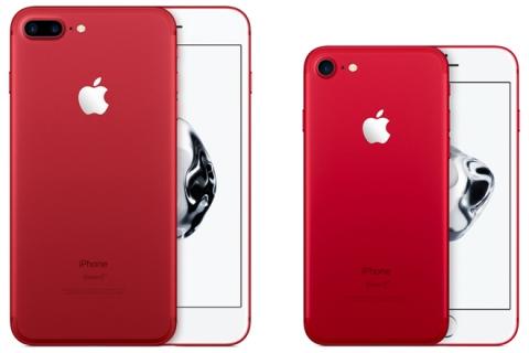 Top smartphone màu đỏ rực làm quà Noel 2017 - 2
