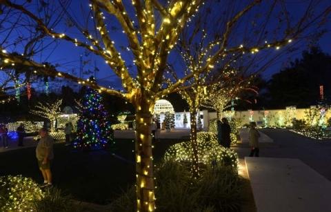 Những bí kíp chụp ảnh đẹp lung linh đêm Giáng Sinh - 3