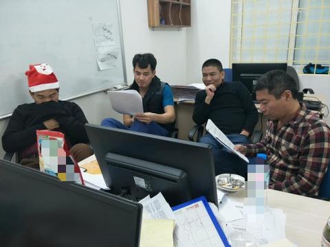 Hình ảnh NSƯT Xuân Bắc chia sẻ trên mạng xã hội