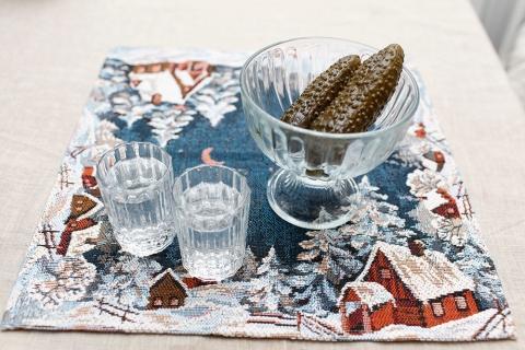 Năm mới ở Nga nhất định không thể thiếu những món ăn này - 6
