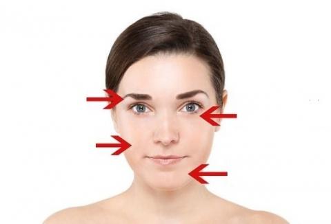 Thay đổi trên khuôn mặt báo hiệu tình trạng bệnh lý nghiêm trọng - 1