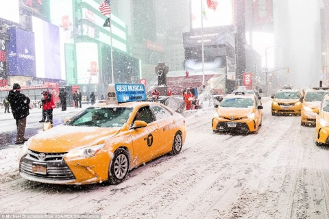 Cả thế giới đang hứng chịu cái lạnh tồi tệ, dự đoán mùa đông lạnh nhất 100 năm qua trở thành hiện thực tại nhiều nơi