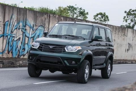 Xe Nga tại Việt Nam có giá từ 390 triệu đồng - 2