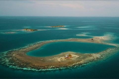 """Kinh ngạc với địa điểm biến du khách trở thành """"Robinson ngoài đảo hoang"""" - 1"""