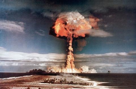 """Lời tiên tri lạnh sống lưng về Thế chiến 3 """"bùng cháy"""" - 1"""