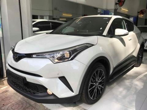 Toyota C-HR về Việt Nam với giá gần 1,8 tỷ đồng - 2