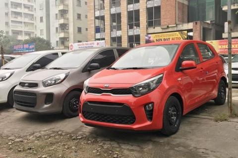 Kia Morning 2018 giá 264 triệu đồng đến gần Việt Nam - 4