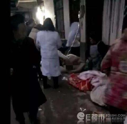 Chồng đốt nhà sát hại vợ và 5 đứa cháu nội rồi uống thuốc sâu tự tử - Ảnh 1.