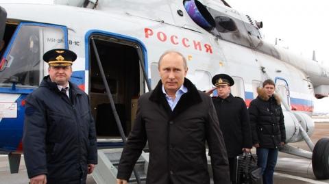 Hé lộ lần ông Putin bị ám sát hụt chưa từng được công bố - 1