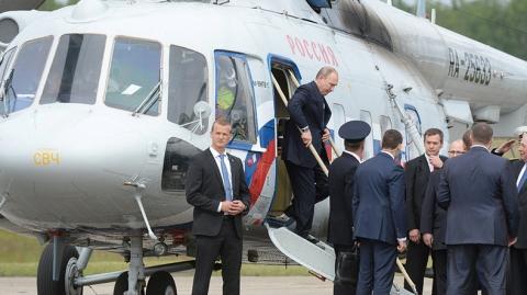 Hé lộ lần ông Putin bị ám sát hụt chưa từng được công bố - 2