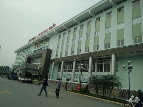 Bảo vệ Bệnh viện K Trung ương mời người nhà bệnh nhân vào phòng rồi hành hung tập thể-2