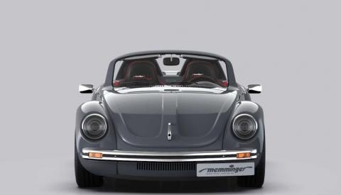 Ngắm bản độ xuất sắc của Volkswagen Beetle cổ điển - 2