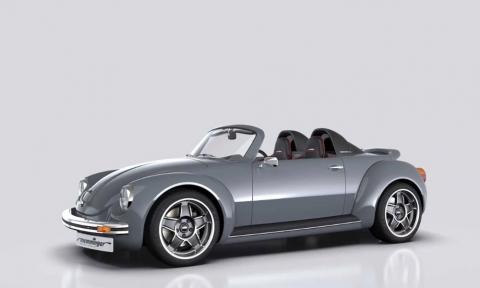 Ngắm bản độ xuất sắc của Volkswagen Beetle cổ điển - 3