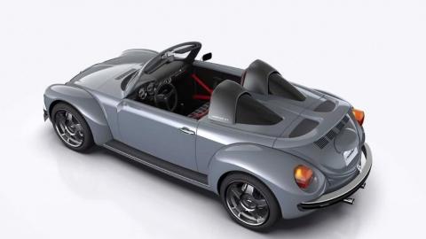 Ngắm bản độ xuất sắc của Volkswagen Beetle cổ điển - 5