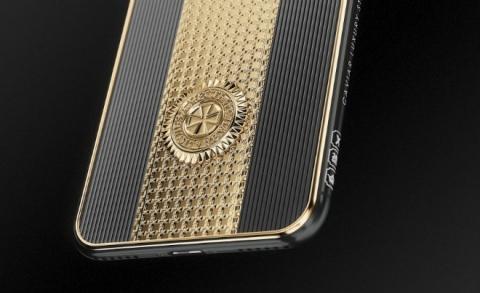 Siêu điện thoại Tsar-Phone giá 691 triệu đồng dịp Tổng thống Putin nhậm chức - 6