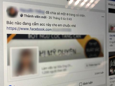 Vì sao Facebook nhiều người nổi tiếng ở VN bị hack?