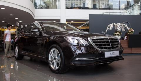 Chi tiết Mercedes-Benz S450L 2018 hoàn toàn mới với giá bán hơn 4,2 tỷ đồng - 2