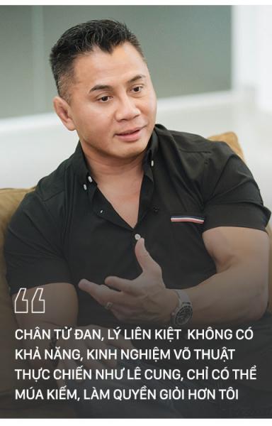 Cung Lê: Tôi sẽ đánh cho Flores no đòn vì bắt nạt võ sư Việt Nam